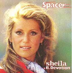 Spacer 1979 Single Record Cover